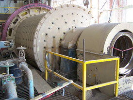 Dominion 11 ft x 14 ft Ball Mill