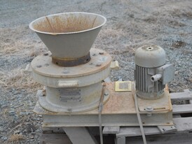Marcy 10 in. Gy-Roll Lab Cone Crusher