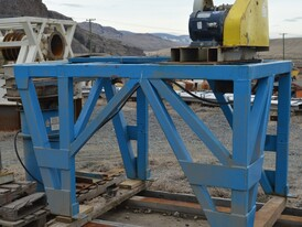 Morse 4 x 6 Jaw Crusher