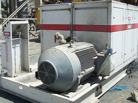 GD 1600 CFM Air Compressor