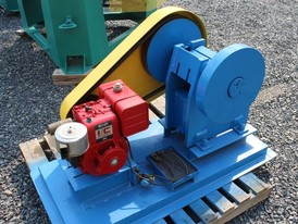 IME Lab 5 in. x 6 in. Jaw Crusher