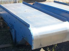 28 in x 7 ft Storch Magnetic Conveyor