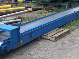22 in x 30 ft Storch Magnetic Conveyor