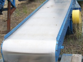 28 in x 14 ft Storch Magnetic Conveyor