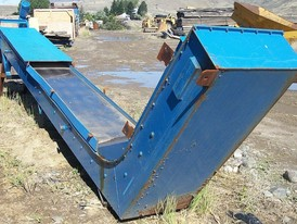 22 in x 23 ft Storch Magnetic Slide Conveyor