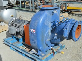 Gorman Rupp 10 in. Self Priming Centrifugal Pump