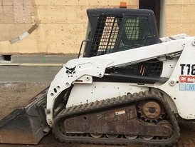 Bobcat T180 Skid Steer